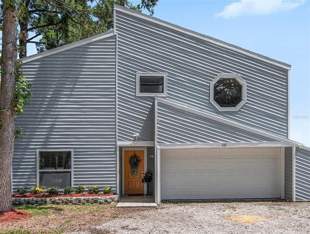 310 Ontario Avenue, Crystal Beach, FL 34681 (MLS #T3337251) :: Griffin Group