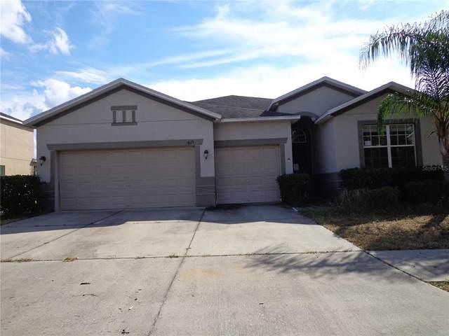 615 Washita Stone Drive, Ruskin, FL 33570 (MLS #T3337300) :: Future Home Realty