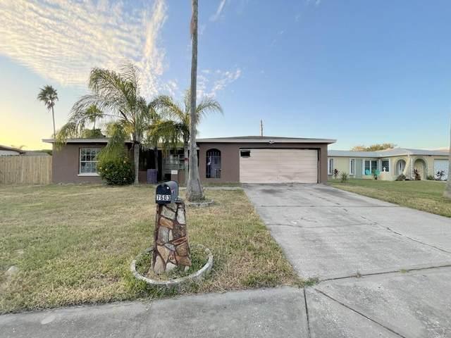 7603 Vienna Lane, Port Richey, FL 34668 (MLS #T3337335) :: Griffin Group