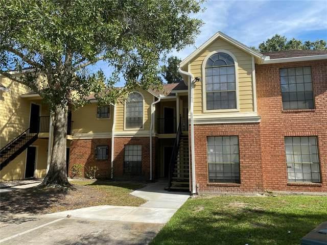 8722 Mallard Reserve Drive #205, Tampa, FL 33614 (MLS #T3337415) :: Future Home Realty