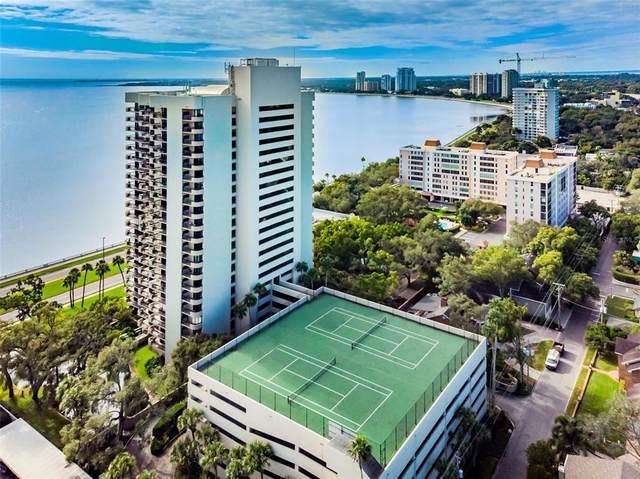 2413 Bayshore Boulevard #1006, Tampa, FL 33629 (MLS #T3337577) :: Future Home Realty