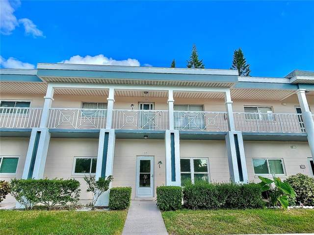 2291 Americus Boulevard W #17, Clearwater, FL 33763 (MLS #T3337625) :: Everlane Realty