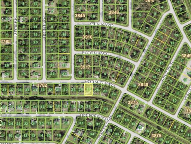 12093 Gretchen Avenue, Port Charlotte, FL 33981 (MLS #T3337907) :: The Deal Estate Team | Bright Realty