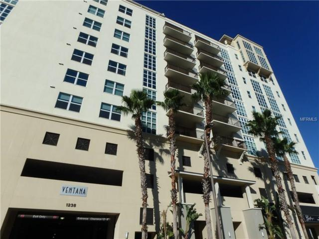 1238 E Kennedy Boulevard #906, Tampa, FL 33602 (MLS #U7800443) :: The Duncan Duo & Associates