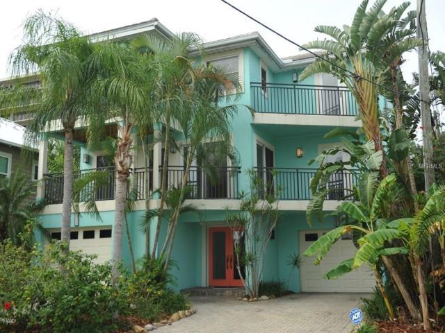 7702 Bayshore Drive, Treasure Island, FL 33706 (MLS #U7801099) :: The Lockhart Team