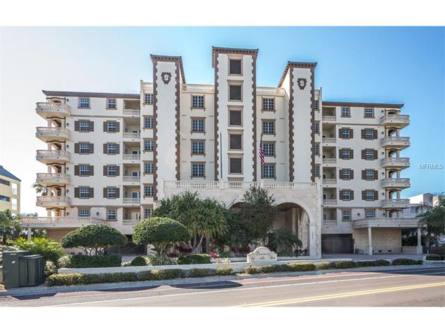 19520 Gulf Boulevard #402, Indian Shores, FL 33785 (MLS #U7802635) :: The Duncan Duo Team