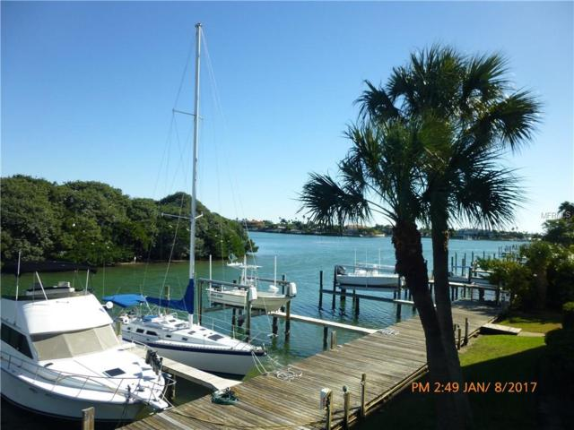 3111 Pass A Grille Way #114, St Pete Beach, FL 33706 (MLS #U7803292) :: The Duncan Duo Team
