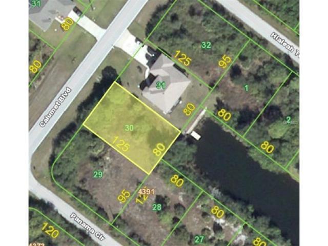 9640 Calumet Boulevard, Port Charlotte, FL 33981 (MLS #U7803637) :: The BRC Group, LLC