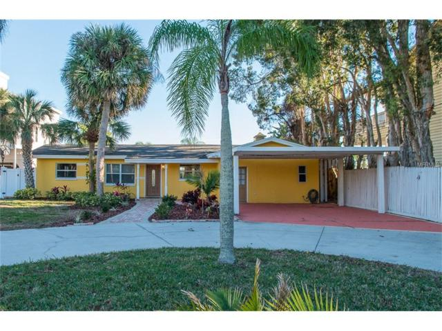 1643 Seabreeze Drive, Tarpon Springs, FL 34689 (MLS #U7806536) :: Cartwright Realty