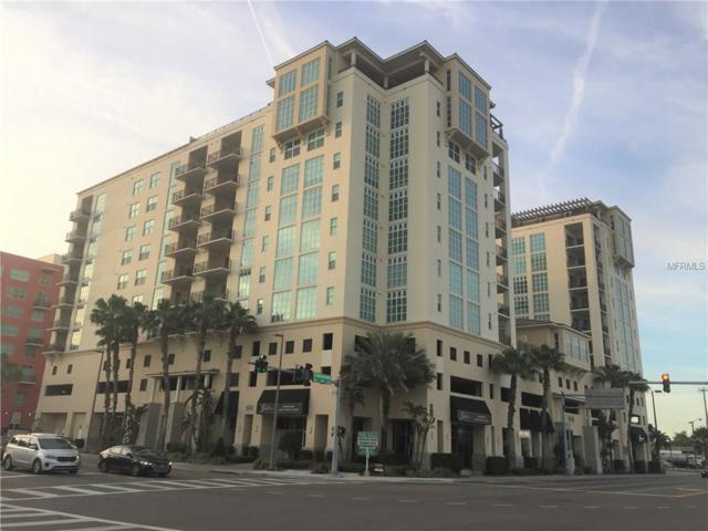 1227 E Madison Street 405N, Tampa, FL 33602 (MLS #U7809792) :: The Duncan Duo & Associates