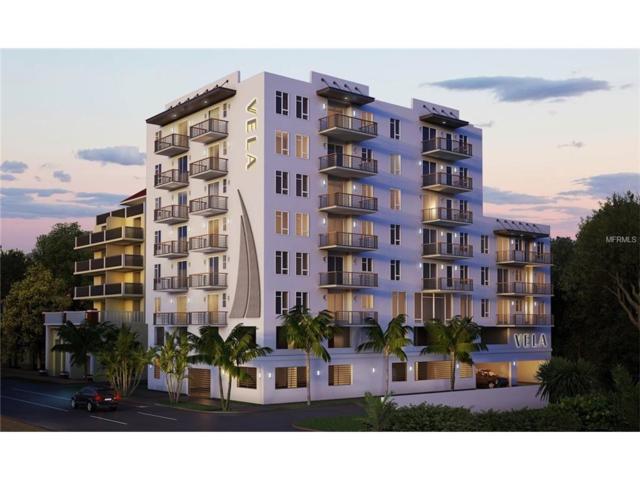 424 8TH Street S #503, St Petersburg, FL 33701 (MLS #U7810632) :: Lovitch Realty Group, LLC