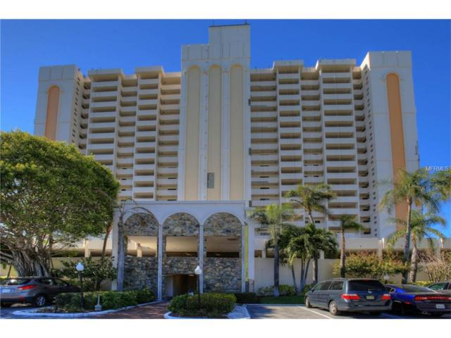 1270 Gulf Boulevard #1108, Clearwater Beach, FL 33767 (MLS #U7811605) :: The Duncan Duo Team