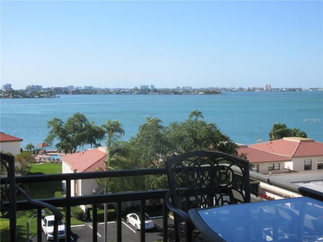 6210 Sun Boulevard #605, St Petersburg, FL 33715 (MLS #U7813448) :: Baird Realty Group