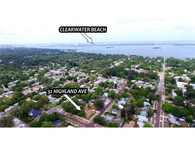 32 Highland Avenue, Dunedin, FL 34698 (MLS #U7820045) :: The Duncan Duo & Associates