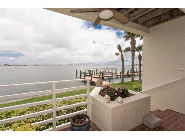 4691 Mirabella Court, St Pete Beach, FL 33706 (MLS #U7822332) :: Gate Arty & the Group - Keller Williams Realty