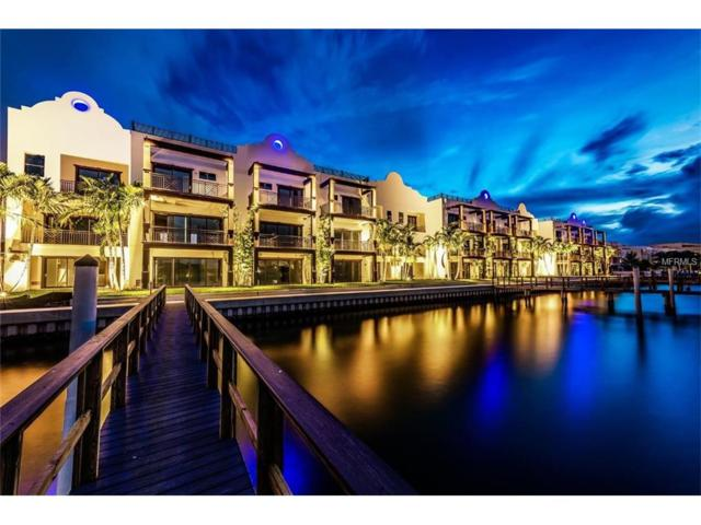 182 Brightwater Drive #5, Clearwater Beach, FL 33767 (MLS #U7822630) :: The Duncan Duo Team