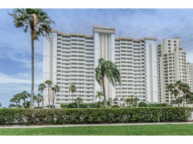 1230 Gulf Boulevard #1708, Clearwater Beach, FL 33767 (MLS #U7822656) :: Burwell Real Estate
