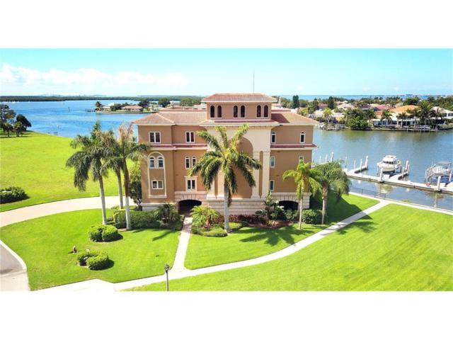 40 Bayview Court S #1, St Petersburg, FL 33711 (MLS #U7823084) :: The Lockhart Team