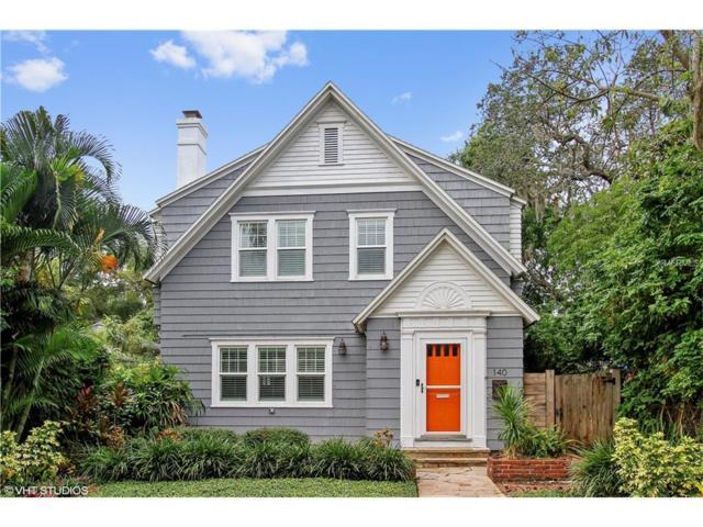 140 12TH Avenue NE, St Petersburg, FL 33701 (MLS #U7823131) :: Gate Arty & the Group - Keller Williams Realty