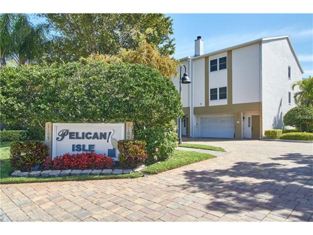 1109 Pinellas Bayway S #302, Tierra Verde, FL 33715 (MLS #U7823298) :: Baird Realty Group