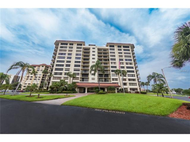 736 Island Way #1205, Clearwater Beach, FL 33767 (MLS #U7823420) :: The Duncan Duo Team