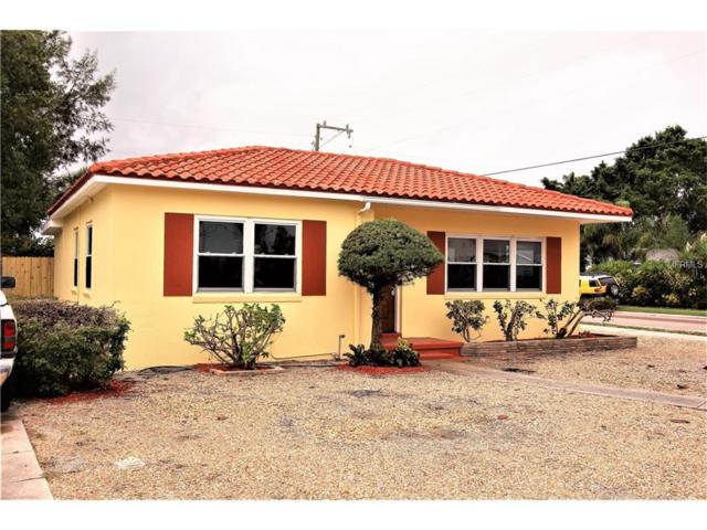 454 78TH Avenue, St Pete Beach, FL 33706 (MLS #U7823563) :: Gate Arty & the Group - Keller Williams Realty