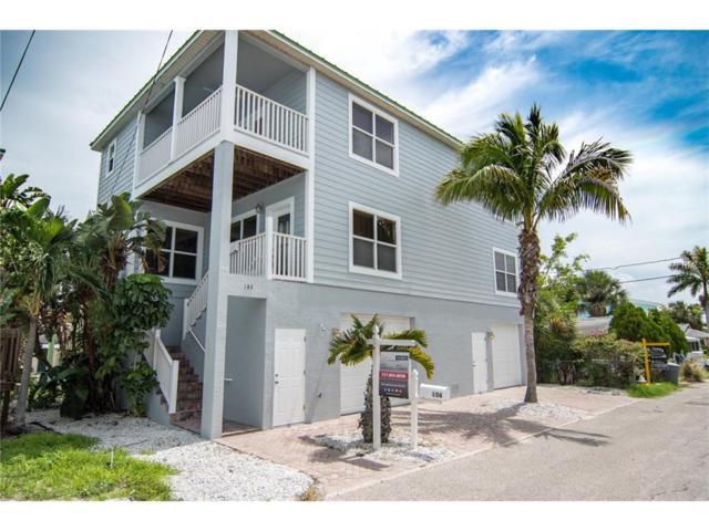 106 93RD Avenue, Treasure Island, FL 33706 (MLS #U7823616) :: Gate Arty & the Group - Keller Williams Realty