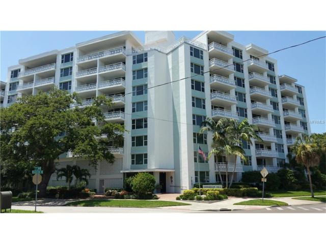 700 Beach Drive NE #505, St Petersburg, FL 33701 (MLS #U7823677) :: Gate Arty & the Group - Keller Williams Realty