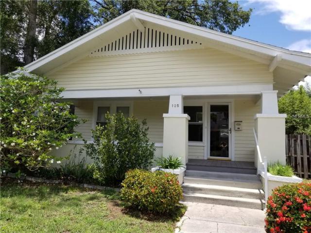 125 11TH Avenue NE, St Petersburg, FL 33701 (MLS #U7823695) :: Gate Arty & the Group - Keller Williams Realty