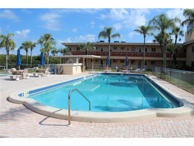 2900 45TH Street S #13, Gulfport, FL 33711 (MLS #U7823792) :: Baird Realty Group