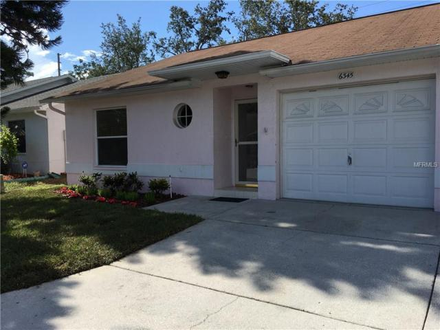6345 Emerson Drive, New Port Richey, FL 34653 (MLS #U7823822) :: Gate Arty & the Group - Keller Williams Realty