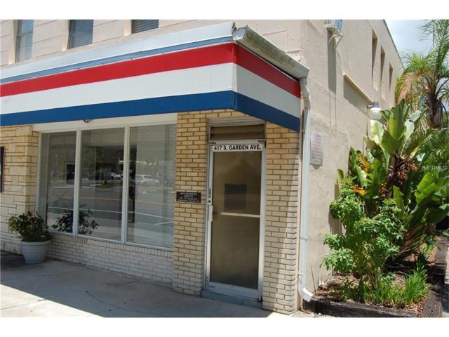 413 S Garden Avenue #104, Clearwater, FL 33756 (MLS #U7823843) :: Team Pepka