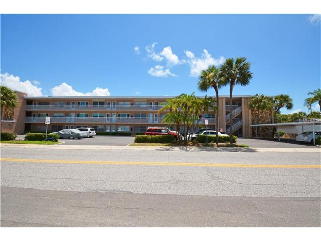 6161 Gulf Winds Drive #250, St Pete Beach, FL 33706 (MLS #U7823947) :: Baird Realty Group