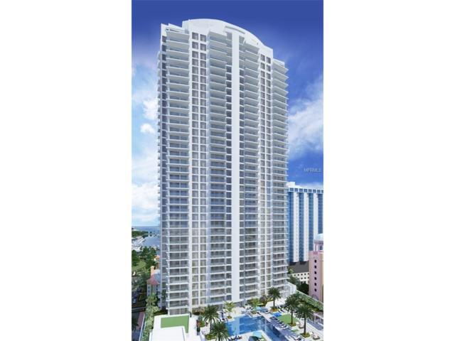 100 1ST Avenue N #3906, St Petersburg, FL 33701 (MLS #U7823975) :: Baird Realty Group