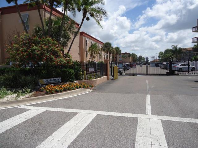 8921 Blind Pass Road #348, St Pete Beach, FL 33706 (MLS #U7824394) :: Baird Realty Group