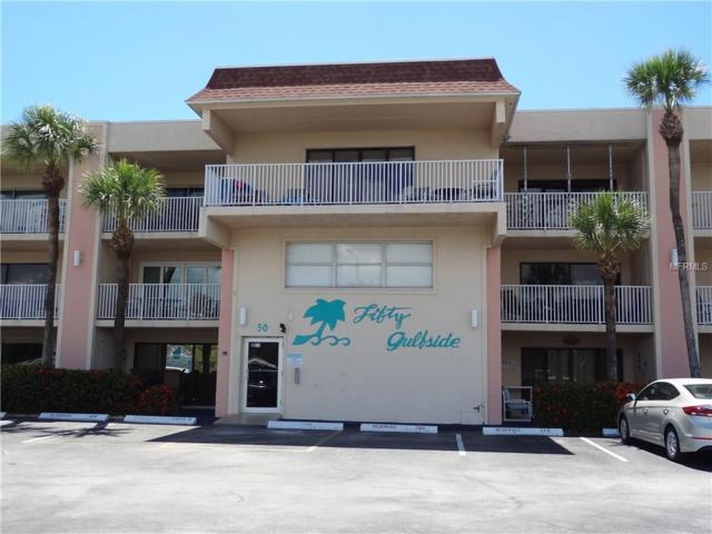 50 Gulf Boulevard #104, Indian Rocks Beach, FL 33785 (MLS #U7824877) :: Team Bohannon Keller Williams, Tampa Properties