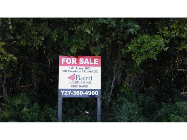 Cortez Boulevard, Brooksville, FL 34601 (MLS #U7825835) :: Baird Realty Group