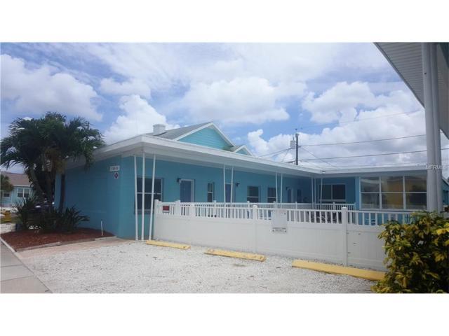 13343 Gulf Boulevard A-1, Madeira Beach, FL 33708 (MLS #U7826213) :: The Duncan Duo & Associates