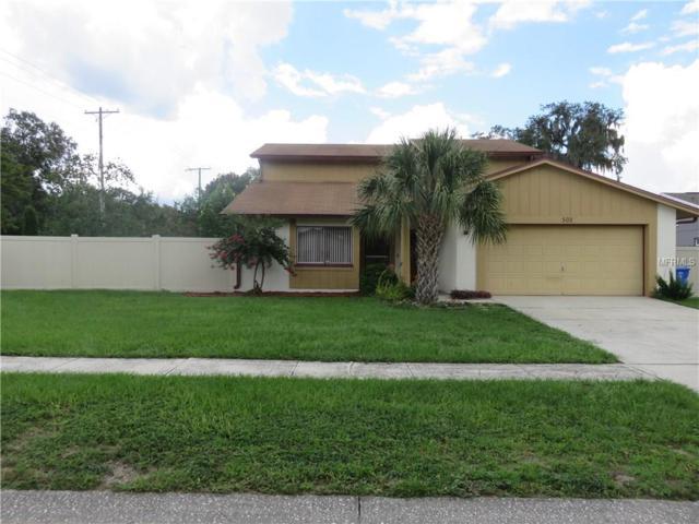 502 Oak Creek Drive, Brandon, FL 33511 (MLS #U7826255) :: Delgado Home Team at Keller Williams