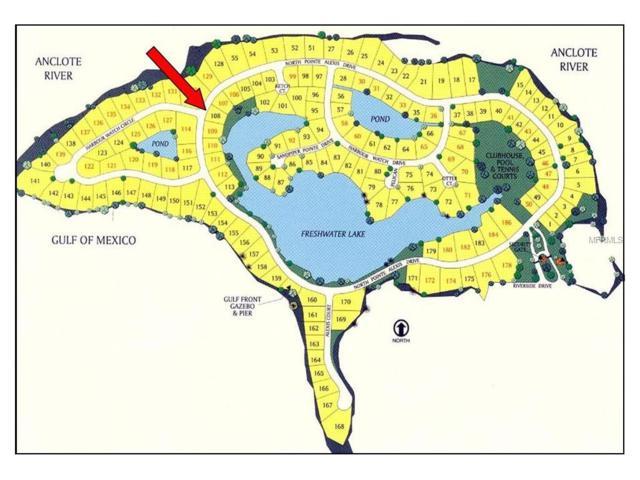 Lot #108 N Pointe Alexis Drive, Tarpon Springs, FL 34689 (MLS #U7826502) :: Revolution Real Estate
