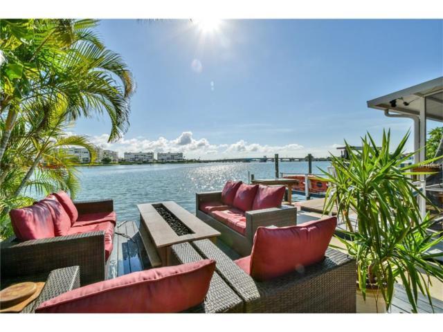7885 Boca Ciega Drive 1,2,3, St Pete Beach, FL 33706 (MLS #U7826529) :: Revolution Real Estate