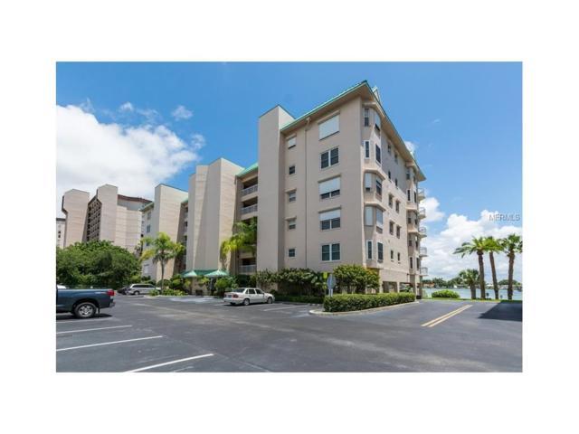 9359 Blind Pass Road #505, St Pete Beach, FL 33706 (MLS #U7826739) :: Cartwright Realty