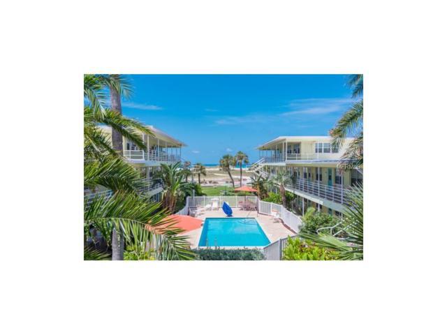11730 Gulf Boulevard #8, Treasure Island, FL 33706 (MLS #U7827270) :: Revolution Real Estate