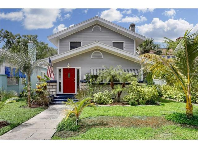 245 11TH Avenue NE, St Petersburg, FL 33701 (MLS #U7827421) :: Gate Arty & the Group - Keller Williams Realty