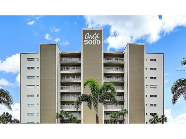5000 Gulf Boulevard #103, St Pete Beach, FL 33706 (MLS #U7827431) :: Revolution Real Estate