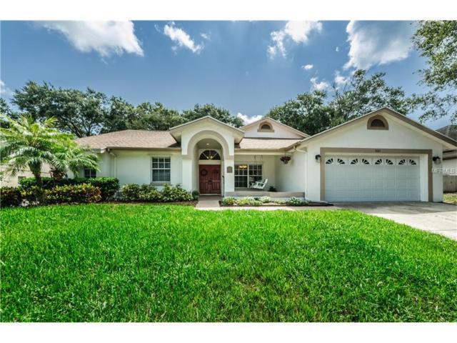 3061 Regal Oaks Boulevard, Palm Harbor, FL 34684 (MLS #U7827470) :: Delgado Home Team at Keller Williams