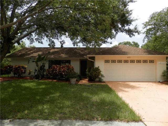 461 Still Meadows Circle E, Palm Harbor, FL 34683 (MLS #U7827530) :: Delgado Home Team at Keller Williams