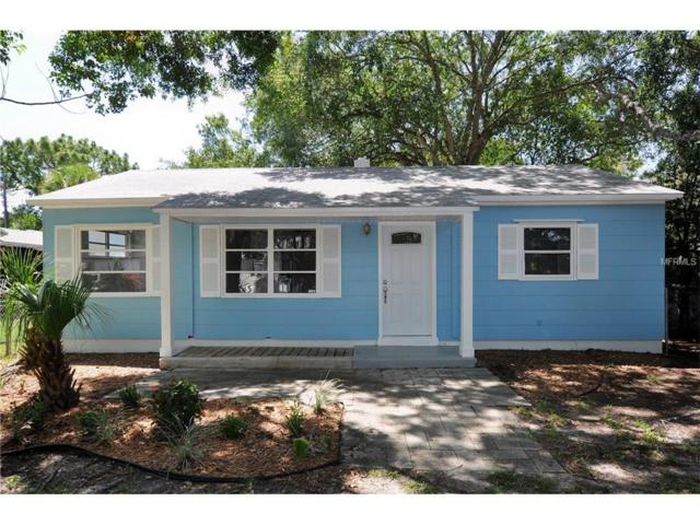 907 59TH Street S, Gulfport, FL 33707 (MLS #U7827595) :: Team Bohannon Keller Williams, Tampa Properties