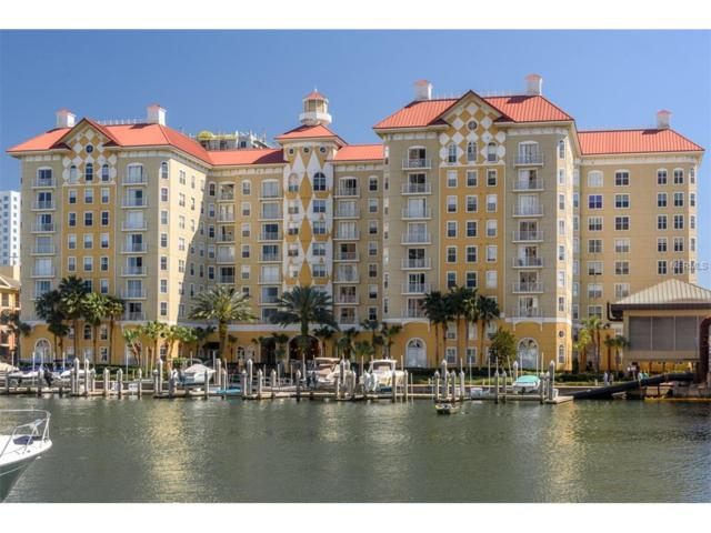 700 S Harbour Island Boulevard #524, Tampa, FL 33602 (MLS #U7828412) :: The Duncan Duo & Associates