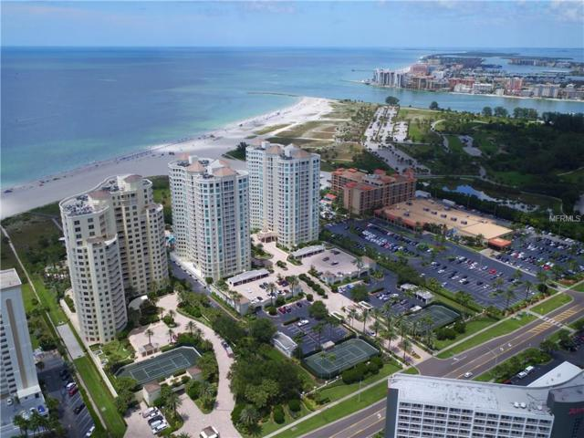 1170 Gulf Boulevard #2201, Clearwater Beach, FL 33767 (MLS #U7828921) :: Team Bohannon Keller Williams, Tampa Properties